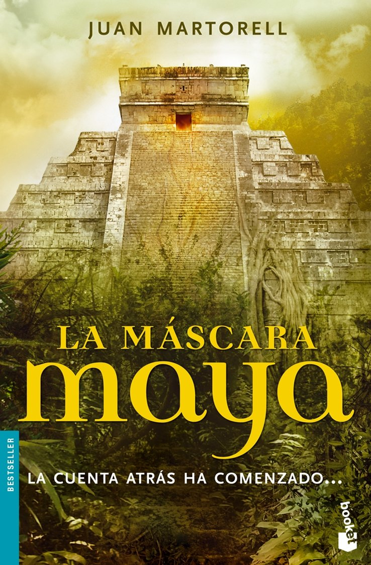 La máscara maya (Bestseller Internacional): Amazon.es: Juan Martorell: Libros