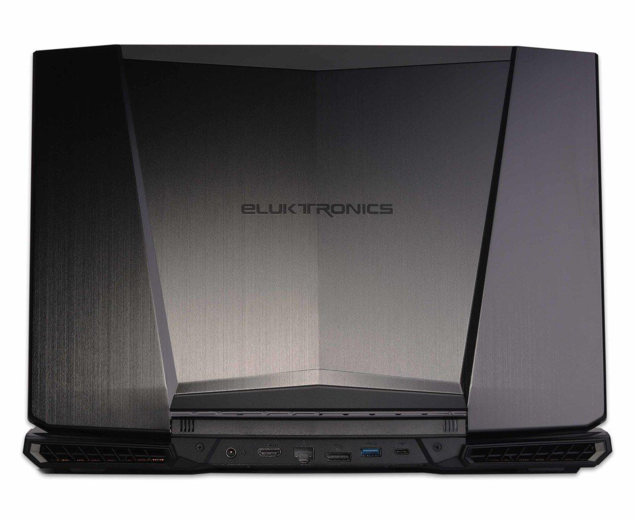 Eluktronics MECH-15HS Premium VR Ready Gaming Laptop with Mechanical Per-Key RGB Backlit Keys – Intel i7-7700HQ CPU 8GB…