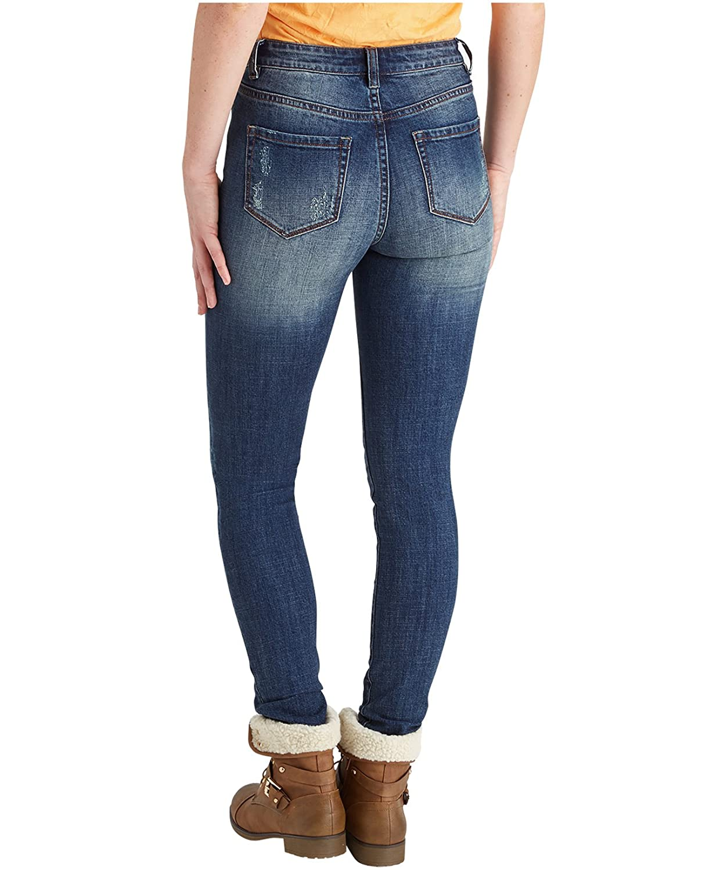 Joe Browns Women's Ripped Patch Jeans