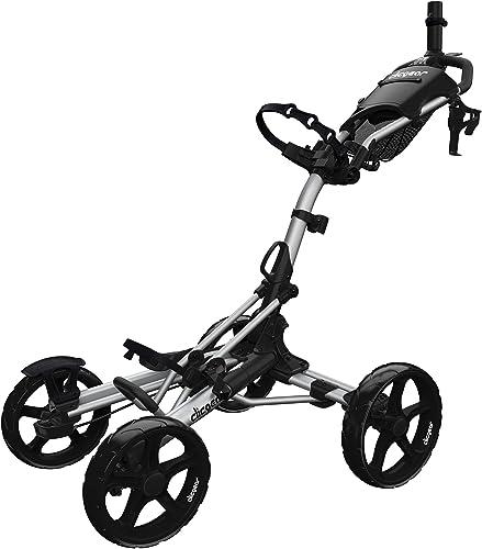 Clicgear Model 8 4-Wheel Golf Push Cart