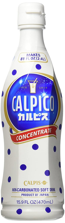 Calpico Concentrate Beverage, 15.9 Fluid Ounce
