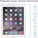 BoriYuan iPad Pro 9.7 Screen Protector, Ultra Thin Crystal Clear Tempered Glass Screen Protector for Apple iPad Pro 9.7 Inch 2016 Released