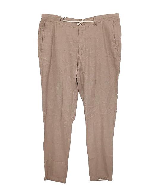 design di qualità 0d543 f4eb9 Zara Uomo Pantaloni rustici Laccio 1792/405: Amazon.it ...