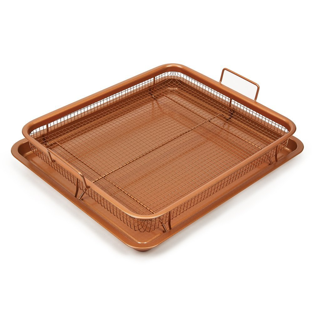 Tayama TCC-12 Copper Crisper, medium