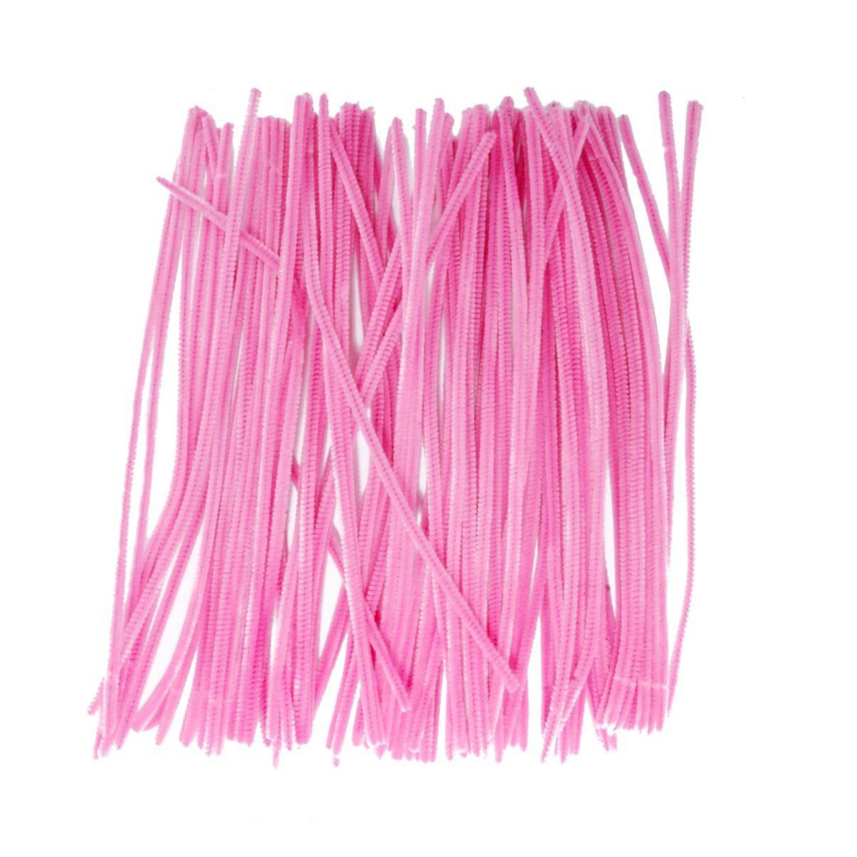 Saim Pipe Cleaners Chenille Stems 12 for Creative Handmade Arts and Crafts, Pack of 100 D0000011785