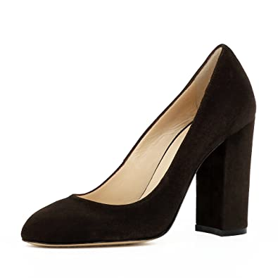 Evita Shoes ILENEA Damen Pumps Glattleder