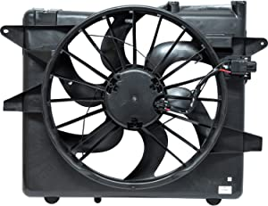 Universal Air Conditioner FA 50082C Engine Cooling Fan Blade