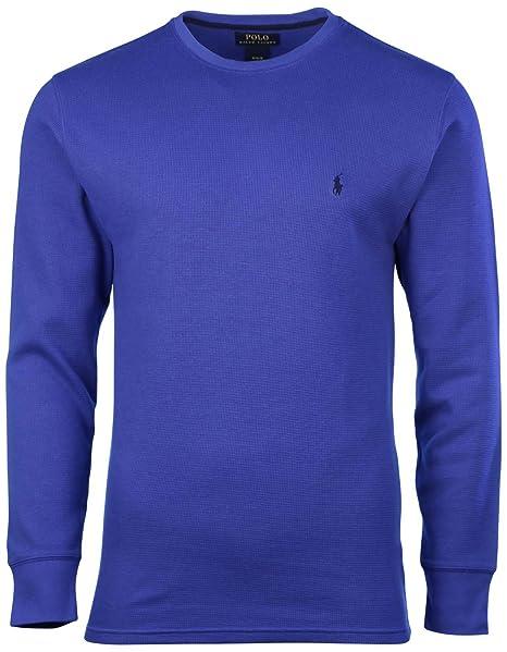 Polo Ralph Lauren – Camiseta de manga larga para hombre/pijamas/térmica - Multi