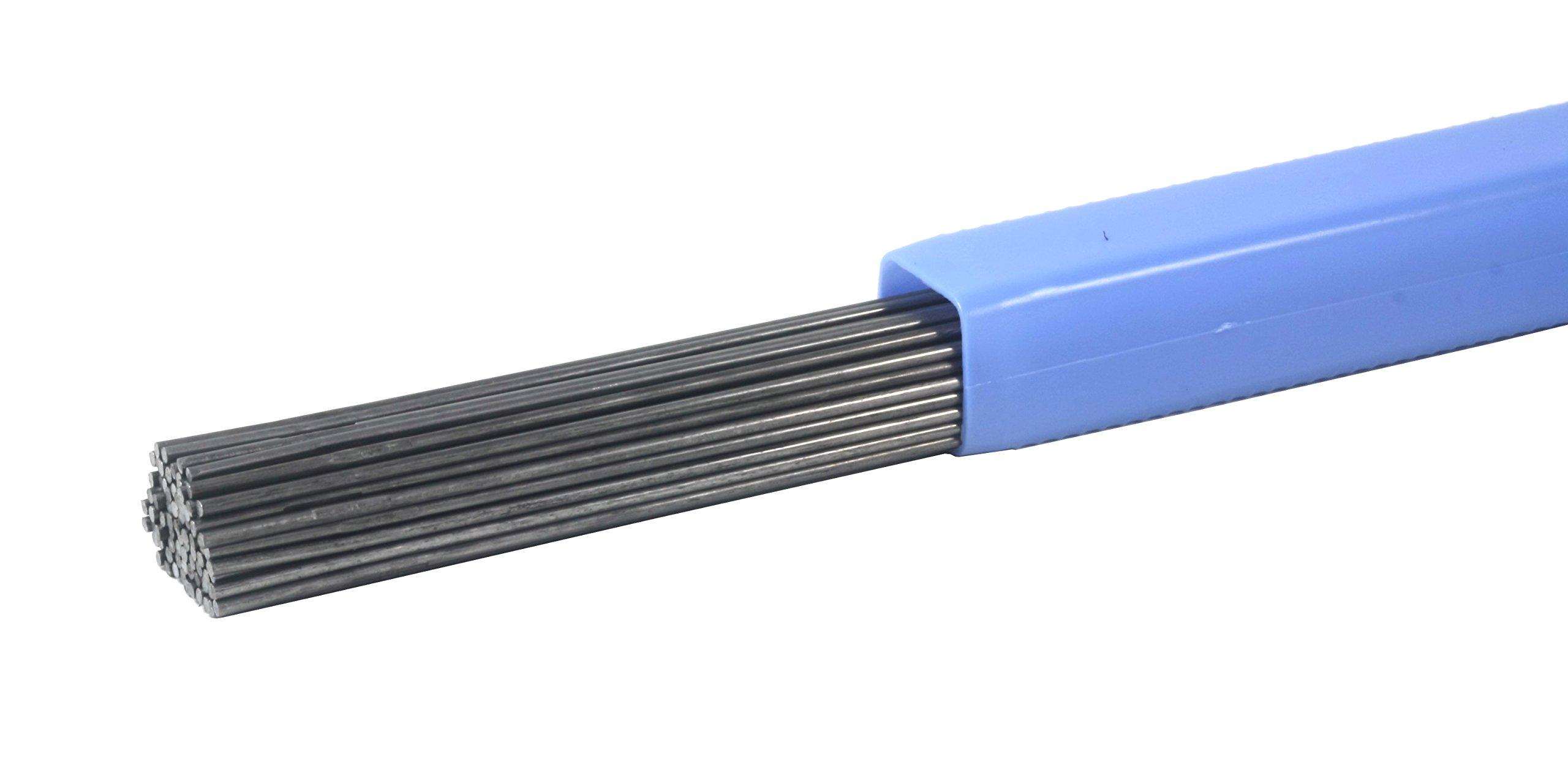 RG-60 - Oxy-Acetylene Carbon Steel Welding Rod (R60) - 36'' x 1/8'' (2 Lb)