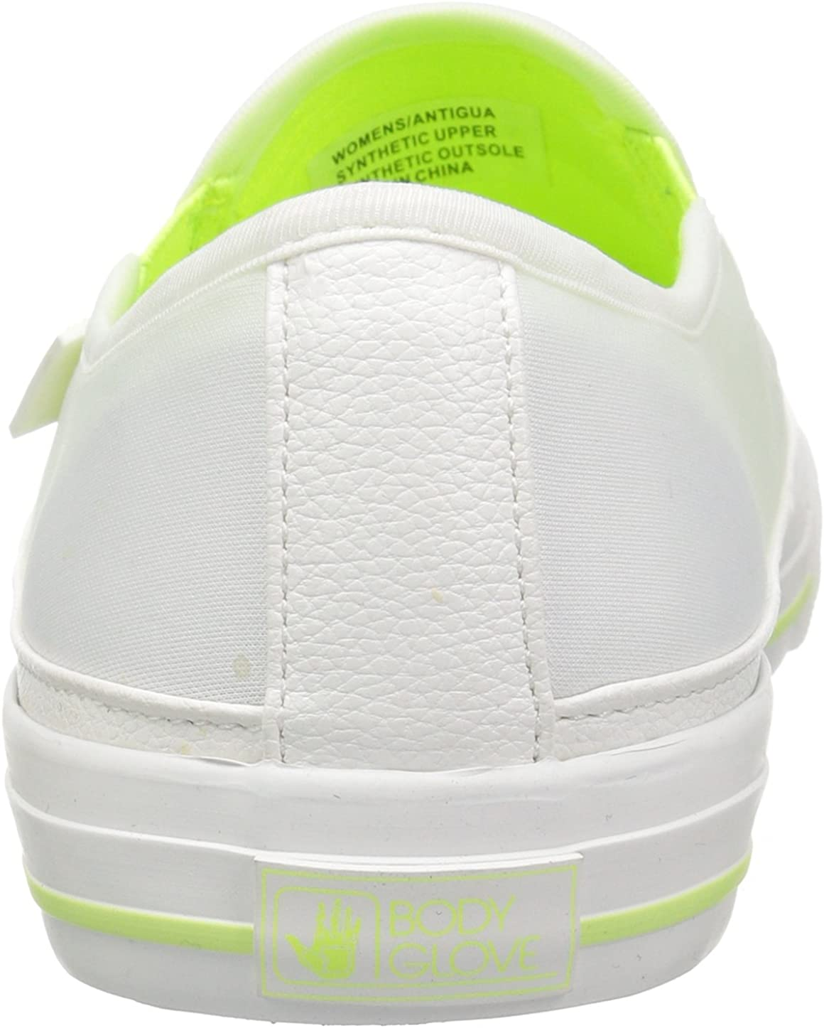 Body Glove Women's Antigua Sneaker White