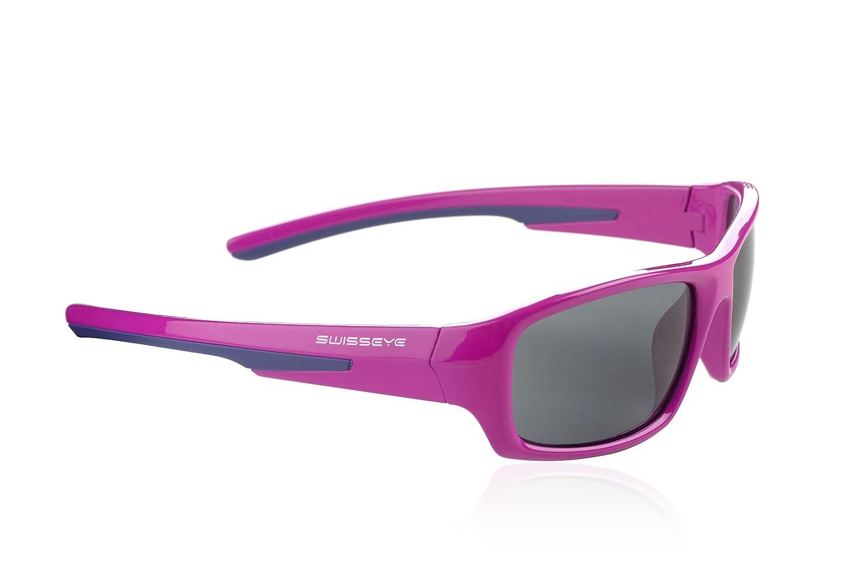 Swiss Eye Kinder Sportbrille Junior Rhodamine Red/Purple 16633