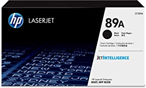 HP 89A | CF289A | Toner Cartridge | Black