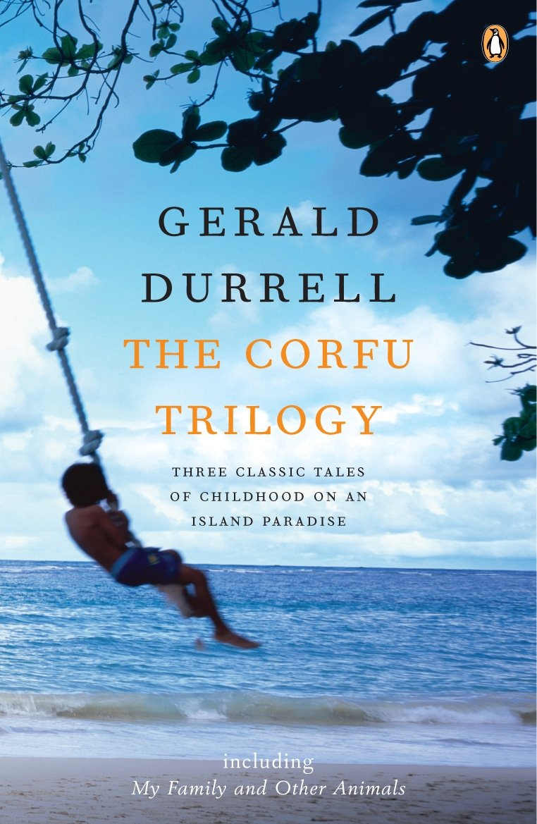 Image result for the corfu trilogy gerald durrell