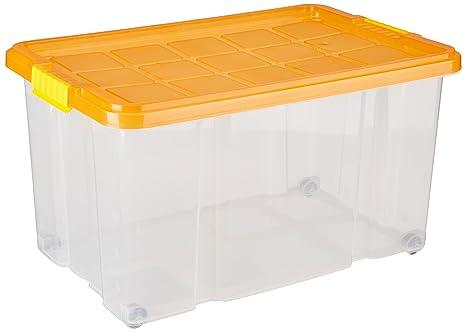 Rollbox mit deckel