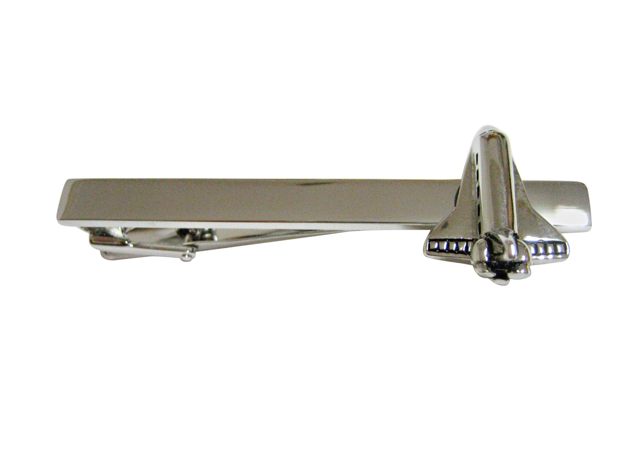 Detailed Space Shuttle Square Tie Clip