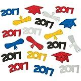 Class of 2017 Confetti
