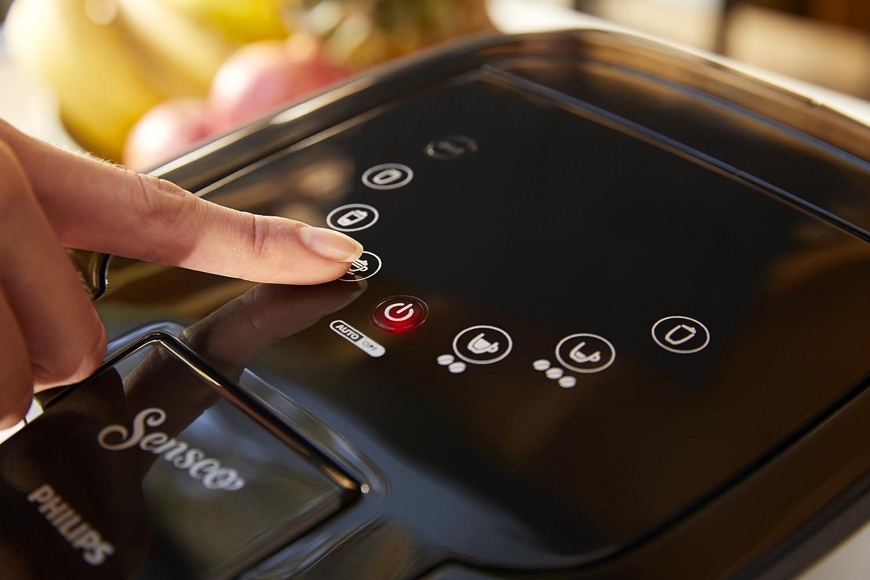Einstellungsmöglichkeiten Senseo Kaffeepadmaschine