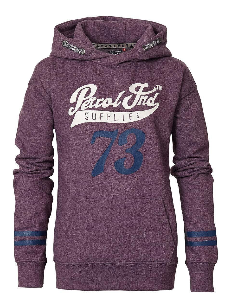 Petrol Industries Kapuzensweater sportlich G-FW18-SWH110