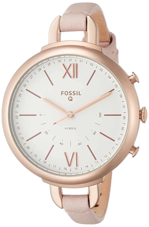 [フォッシル]FOSSIL 腕時計 Q ANNETTE ハイブリッドスマートウォッチ FTW5023 レディース 【正規輸入品】 B079M4R57K
