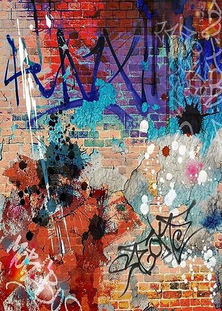 GladsBuy America Life Style 5 x 7 Digital Printed Photography Backdrop Wall Theme Background YHA-045