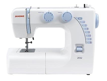 Janome 2032 - Máquina de coser