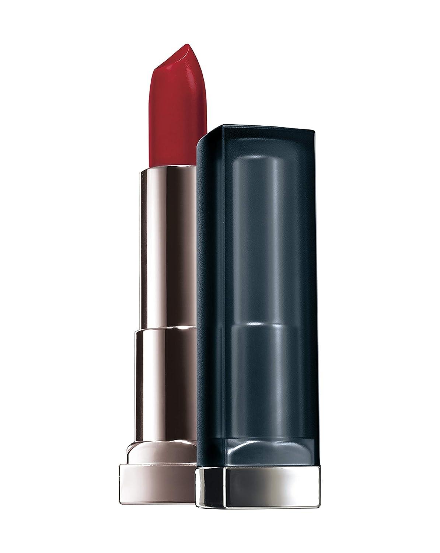 Maybelline New York Make-Up Lippenstift Color Sensational Lipstick Coral Flourish/Elegantes Rot mit pflegender Wirkung, 1 x 5 g B26579