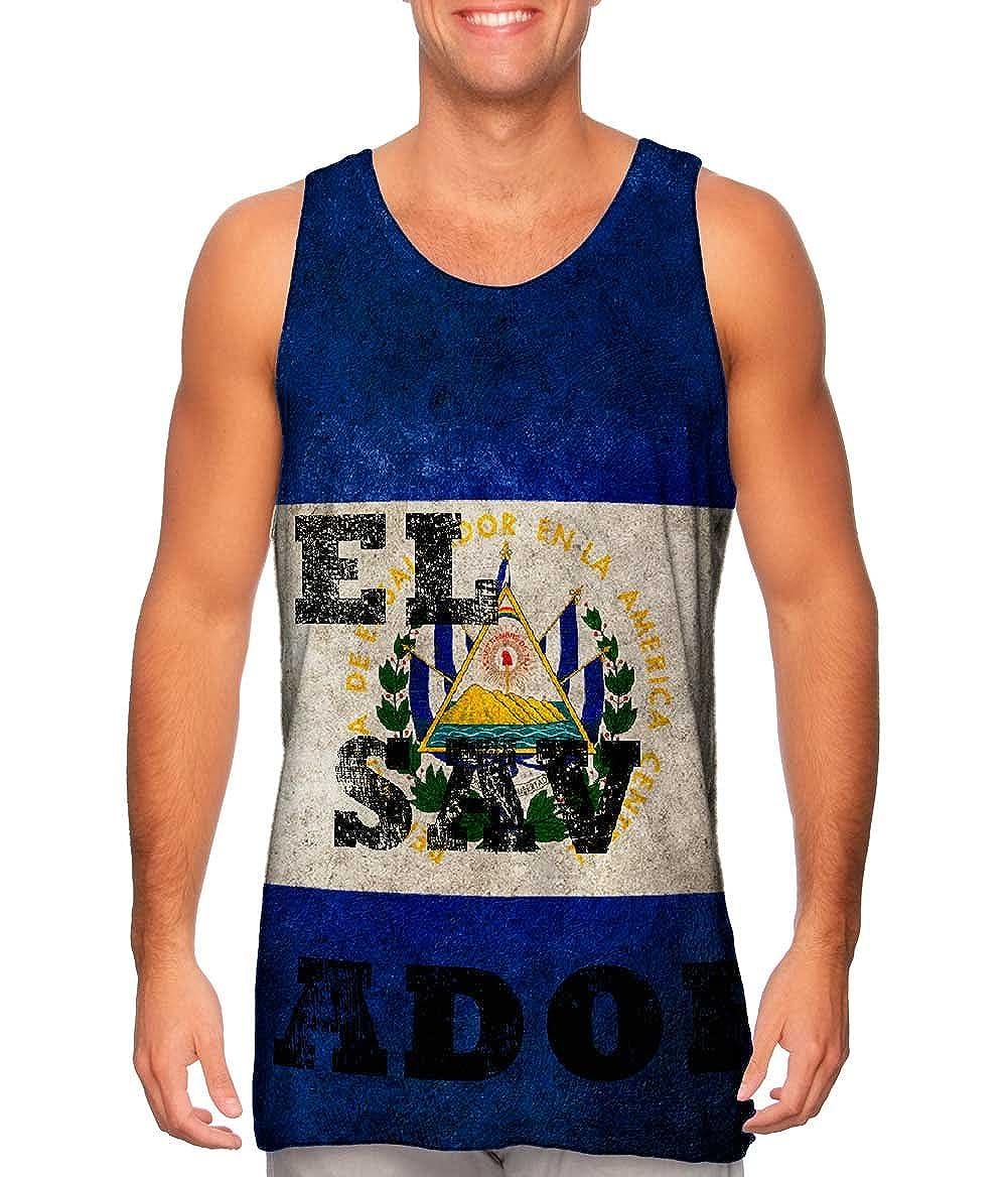Dirty El Salvador Yizzam- Tshirt Mens Tank Top