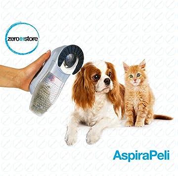 Pet Vacuum aspirador de pelos a pilas para mascotas, perros y ...