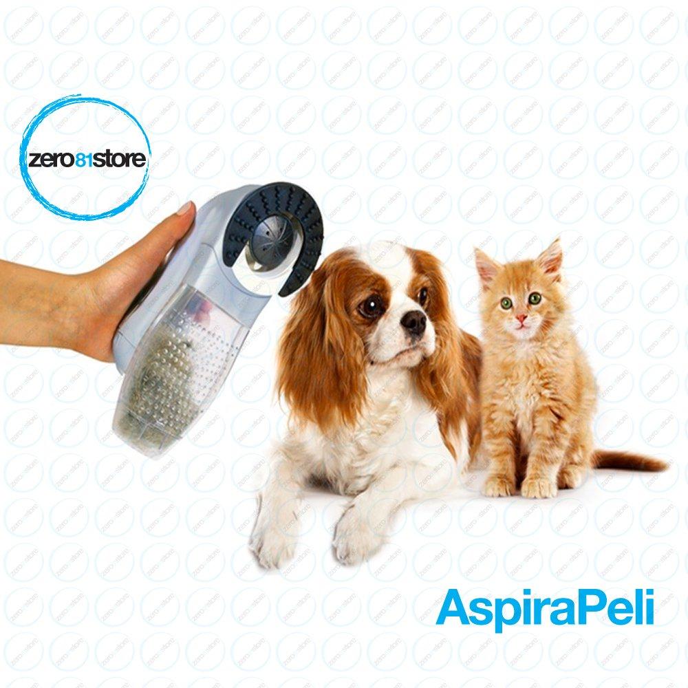 Pet Vacuum aspirador de pelos a pilas para mascotas, perros ...
