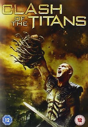 Clash Of The Titans Dvd 2010