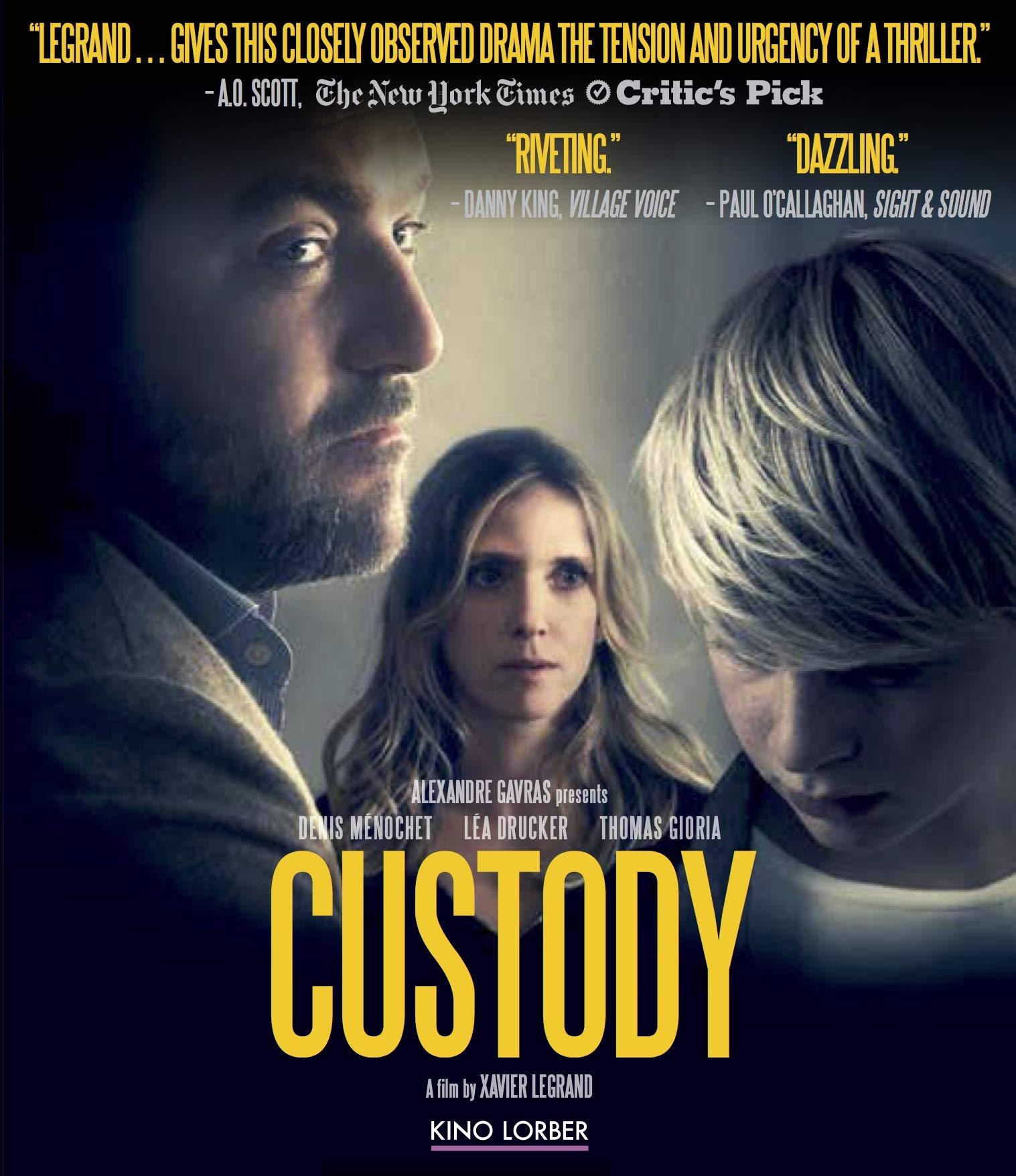 Blu-ray : Custody (Blu-ray)