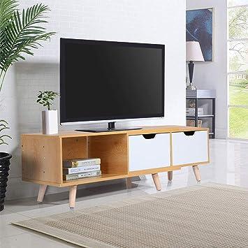 Mueble para TV, Libremente Retráctil Mesa Television Moderno Mesa ...