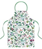 Botanic Garden Chintz Design Apron, Cotton Multi-Colour, 95 x 70 x 1 cm