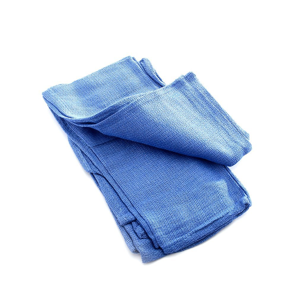 MediChoice Sterile OR Medical Towels, 16x24 inches, Blue, 1314ORT02B (Case of 80)