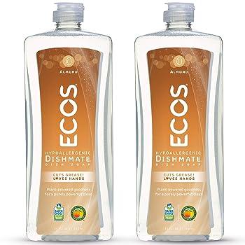 ECOS Dishmate Liquid Dish Soap