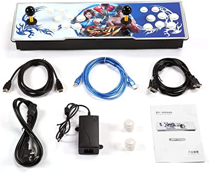 Arcade Joystick Consola de Juegos, Profesional Caja Familia de ...