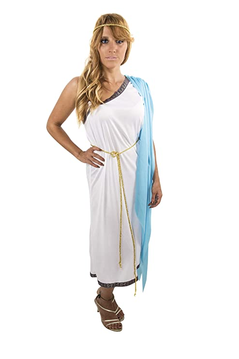 Costumizate! Disfraz de Romana para Mujer Adulto Especial ...