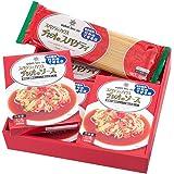 「スパゲティハウスチャオのソース(280g)4個+スパゲティ(500g)2袋」のギフトセット