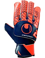 uhlsport Next Level Starter Soft Guanti di Portiere, Unisex Adulto