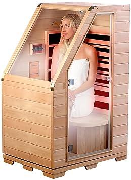 Newgen Medicals Sauna Infrarouge Compact Pour La Maison Sauna