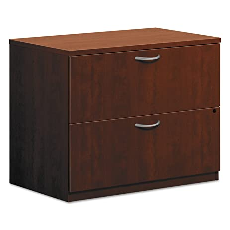 Amazon.com: basyx by HON 2-Drawer Office Filing Cabinet - BL ...