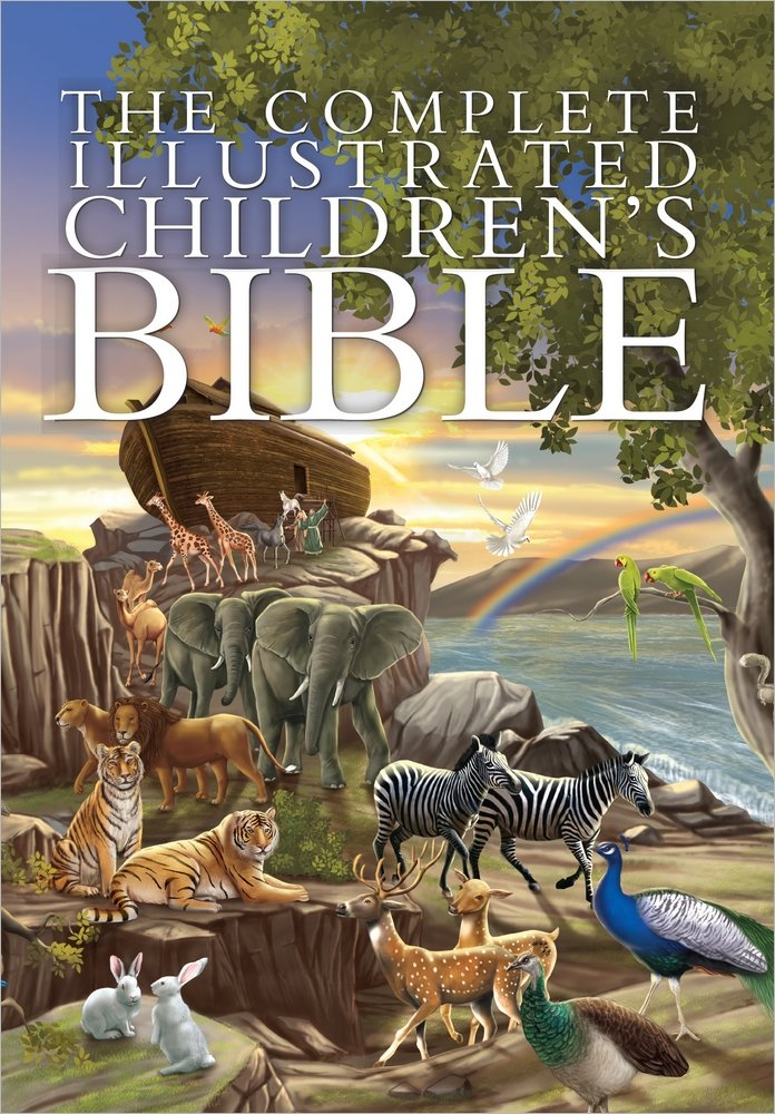 The Complete Illustrated Children's Bible (The Complete Illustrated Children's Bible Library) pdf epub