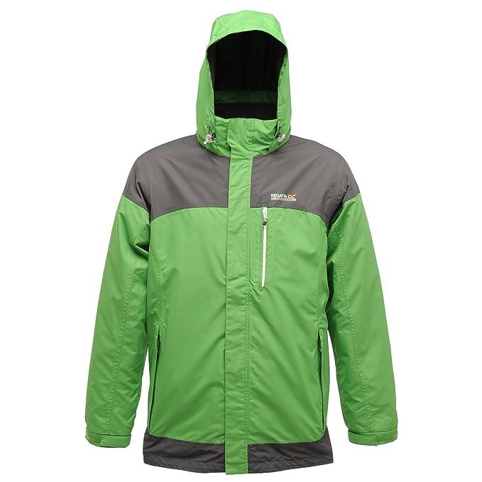 Regatta - Chaqueta / abrigo 3 en 2 modelo Adventure Tech Whitestone colección Great Outdoors para
