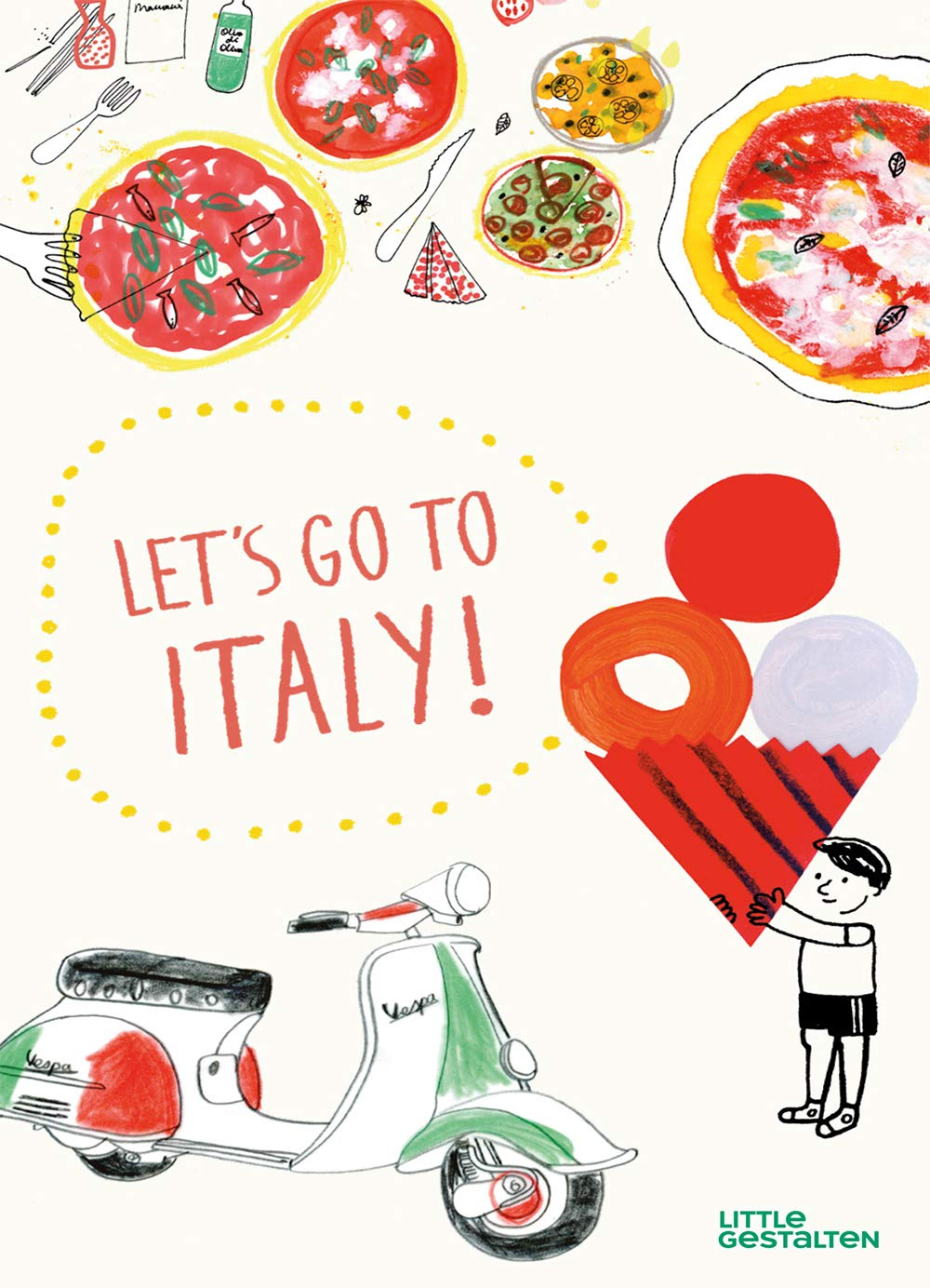 Let's Go To Italy