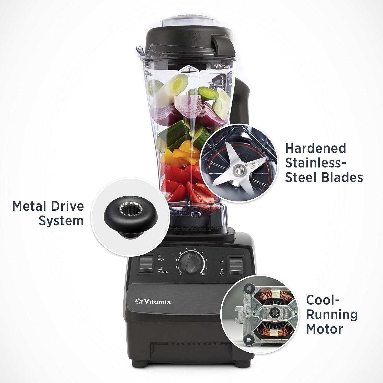 Vitamix Blender Professional-Grade, 64 oz. Container, White