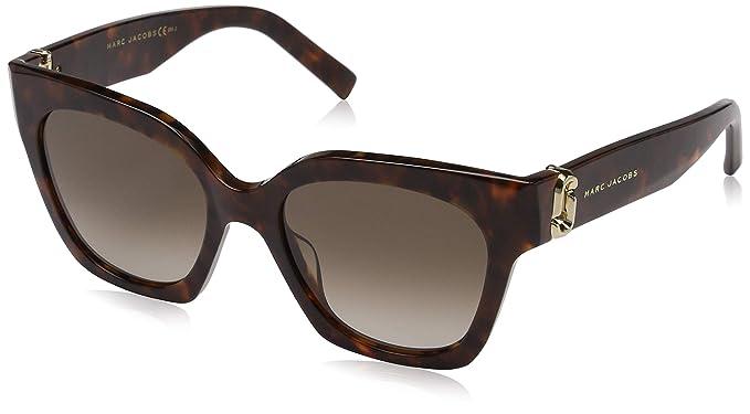 Marc Jacobs Marc 248/F/S 9O 807 54 Gafas de sol, Negro (Black/Grey), Mujer