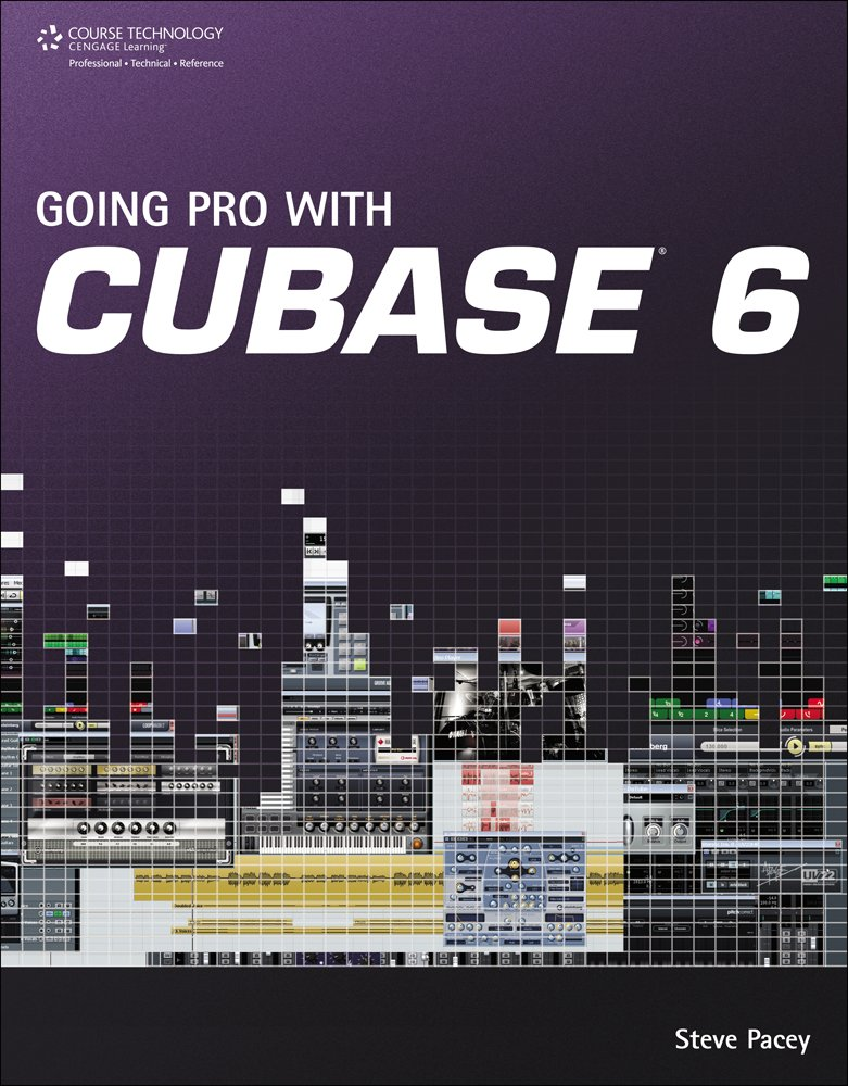Download Going Pro with Cubase 6 PDF