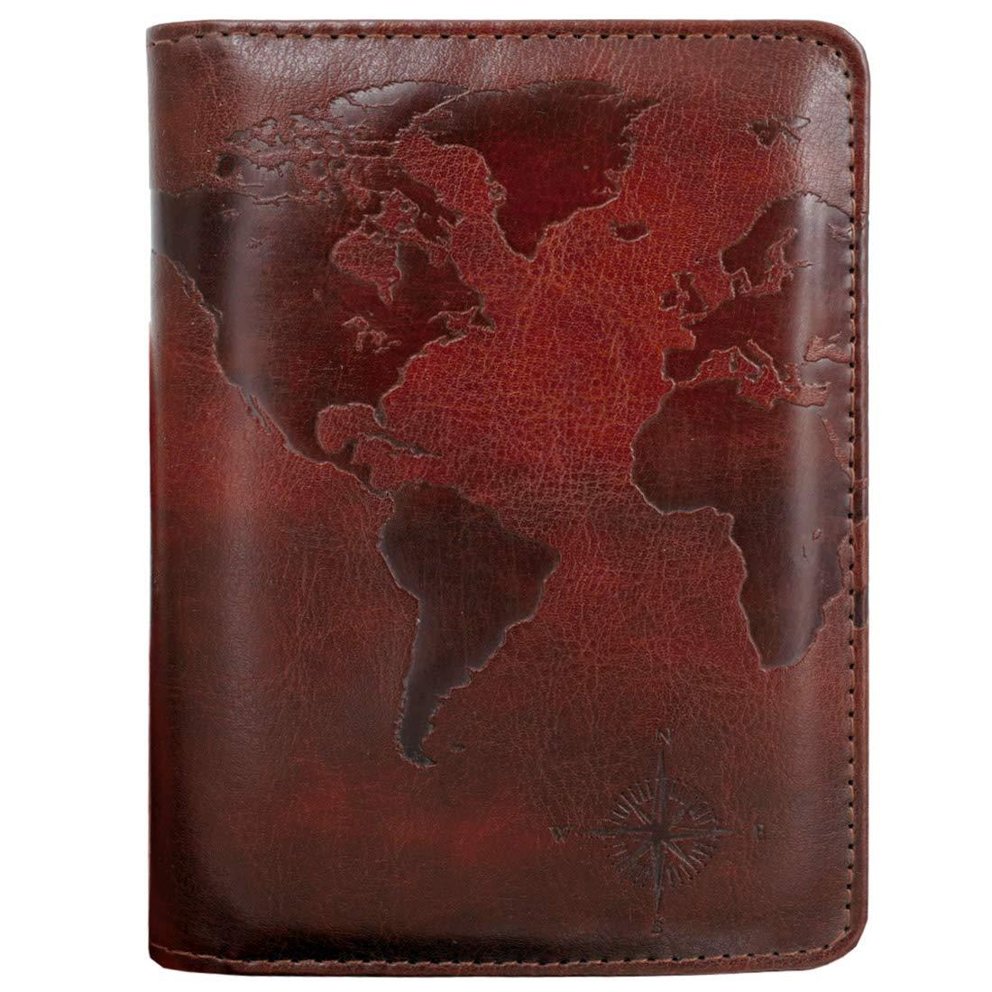 Kandouren RFID Blocking Passport Holder