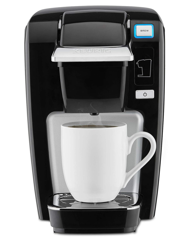 Keurig K-Mini K15 Single Serve, K-Cup Pod Coffee Maker, Black