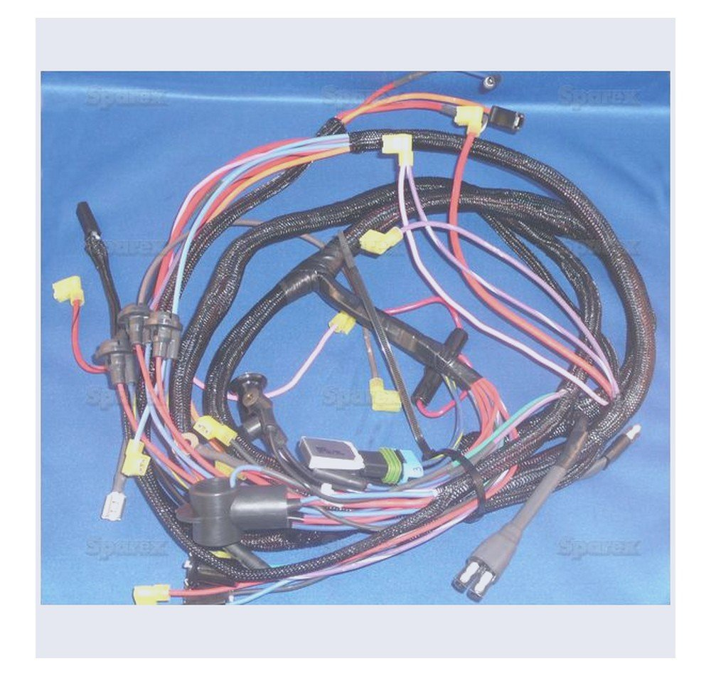 ford 2600 tractor wiring harness all wiring diagram Ford 4610 Tractor Wiring Harness